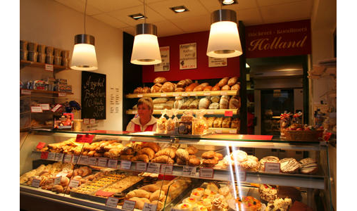 Bäckerei Holland