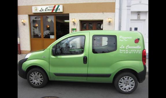 La Coccinella Pizzeria