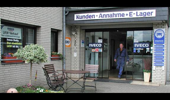 Gottschalk GmbH LKW Service IVECO Partner Nutzfahrzeuge, Bremsendienst