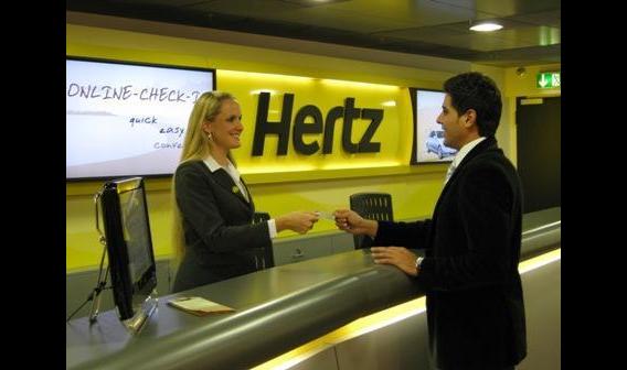 Hertz Autovermietung GmbH