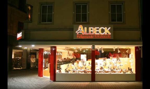 Schuhhaus Albeck Joachim Stieger e. K
