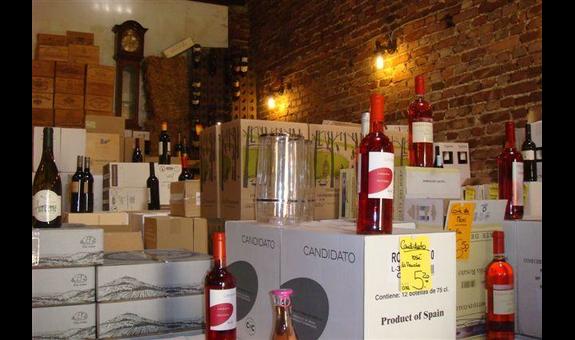 Weinmarkt Vinicole