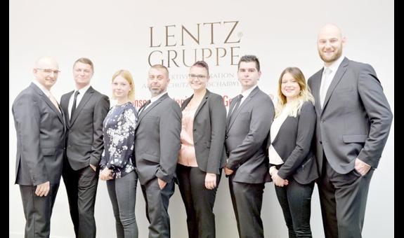 Logo von Detektei Lentz & Co. GmbH