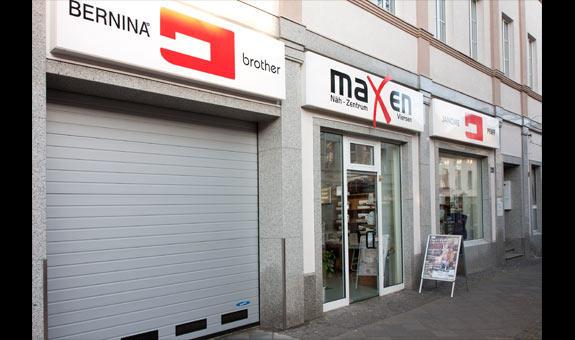 Maxen Nähzentrum