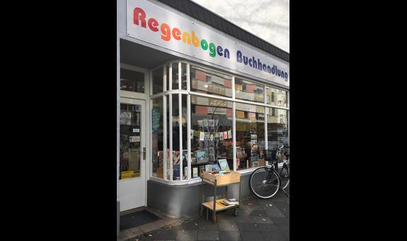 Logo von Regenbogen Buchhandlung
