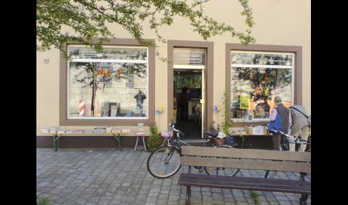 Bücherstube an der Martinskirche Buchhandlung