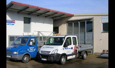E. Troll GmbH Bau- und Kunstschlosserei