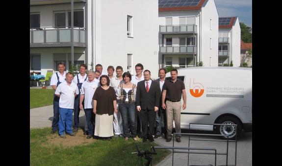 Wohnbau Regensburg GmbH Tausendpfund