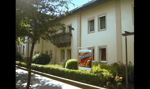 Hotel Am Blumenhaus