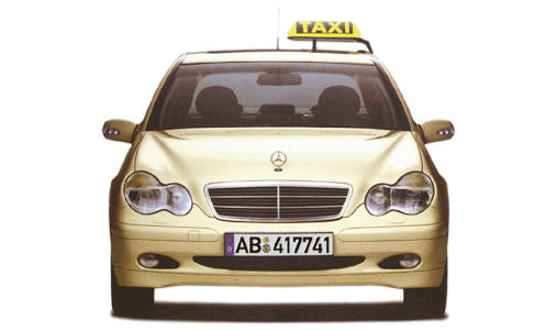 Metropolis-Taxi