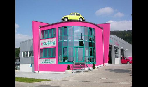 Lackierzentrum Kießling Autolackierungen GmbH