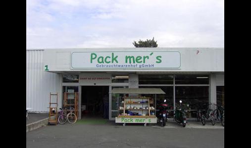 Pack mer's Gebrauchtwarenhof gGmbH