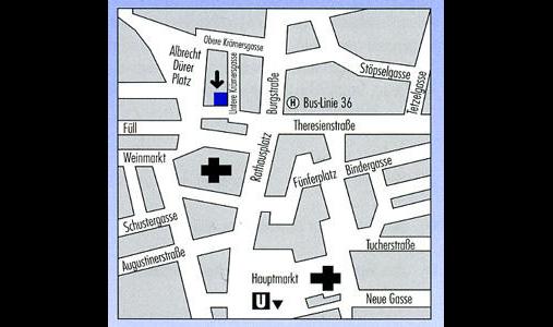ISKA Institut für soziale und kulturelle Arbeit Nürnberg
