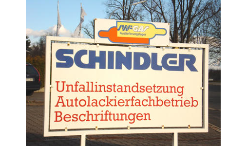 Schindler Karosserie + Lack Inh. Sandro Schindler