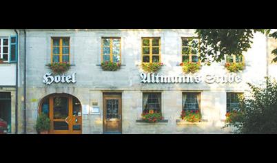 Altmann's Stube Hotel & Restaurant GmbH