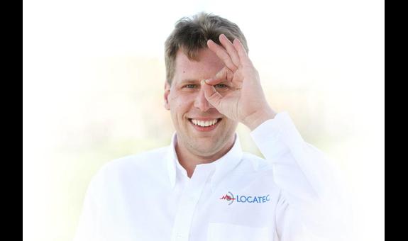 LOCATEC Greif - Ortungstechnik
