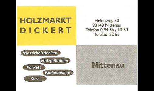 Dickert Holzmarkt