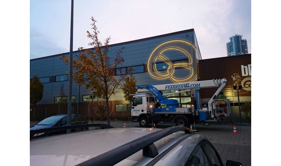 Arbeitsbühnen AVS Frankenlift