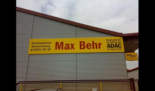 Max Behr GmbH& Co. KG