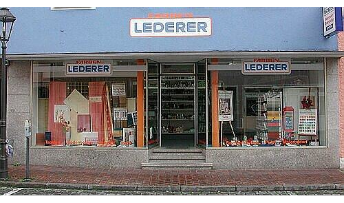 Farben-Lederer GmbH