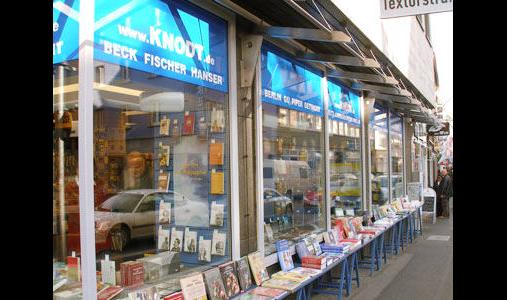 Knodt Akademische Buchhandlung allgem. Abteilung