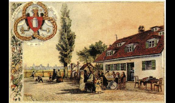 Lutzgarten Historisches Restaurant