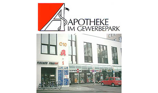 Apotheke im Gewerbepark
