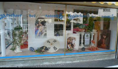 Haarscharf bei Antonella