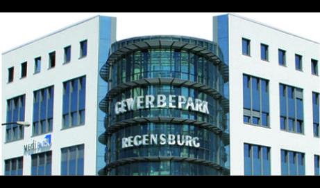 Business Center Regensburg GmbH