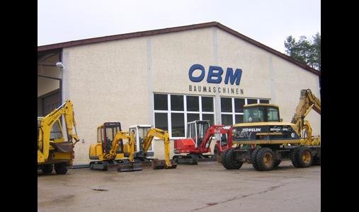 OBM Baumaschinen-Gabelstapler Handels- und Vermietungs GmbH
