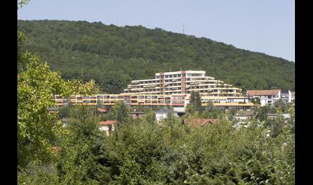 Parkwohnstift Bad Kissingen gem. GmbH Seniorenresidenz mit Pflegeheim