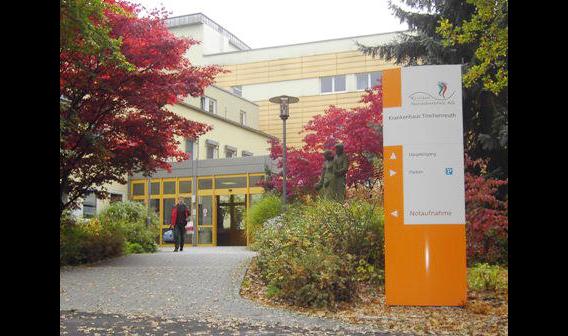 Kliniken Nordoberpalz AG Klinikum Weiden