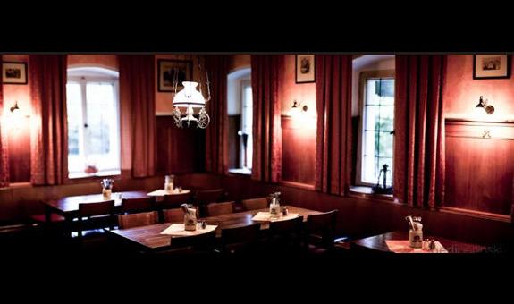 Cafe unter den Linden und Sabine Horn