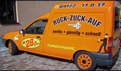 Ruck-Zuck-Auf