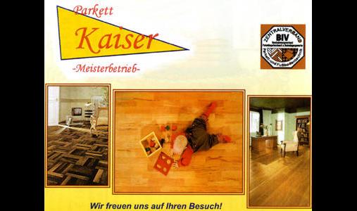 KAISER - PARKETT