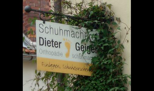 Schuhmacherei Geiger Dieter