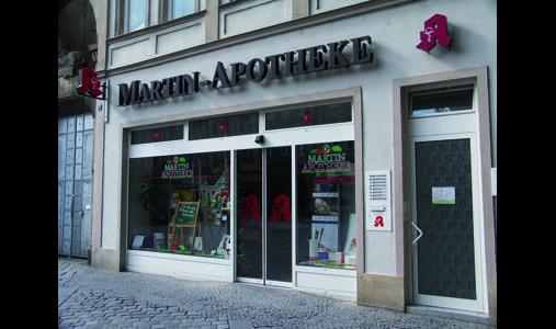 Martin-Apotheke Inh. Ingo Berner