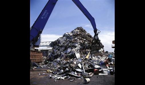 Scholz Recycling AG & Co. KG Regionalbereich Süd, Niederl. Nürnberg