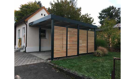 Charming Bild 2 Gartenbau Carport Garagen Schmidt In Stein