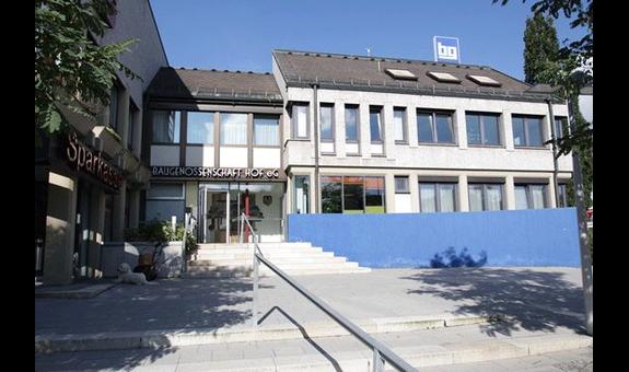 Baugenossenschaft Hof eG