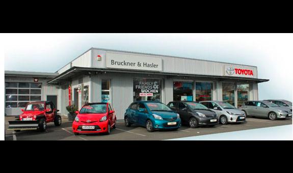 Toyota Bruckner & Hasler GmbH