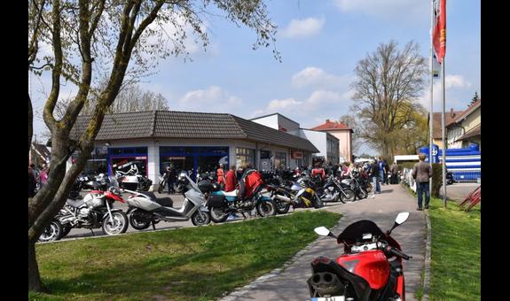 Logo von Motorrad Kreiselmeyer GmbH