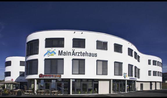 Ambulantes Operationszentrum im MainÄrzteHaus
