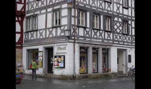 Streit P. Buchhandlung / Schreibwaren am Rathaus