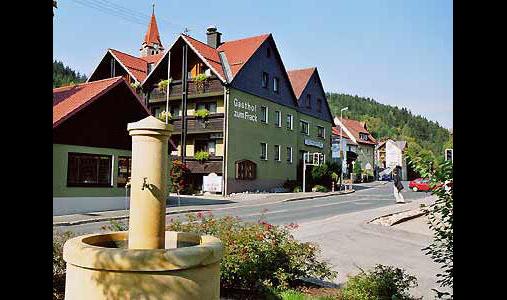 Zum FRACK Gasthof Pension