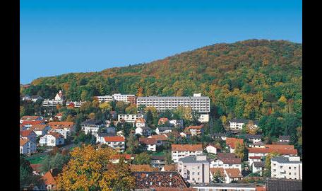 Sanatorien und Kliniken Marbachtalklinik