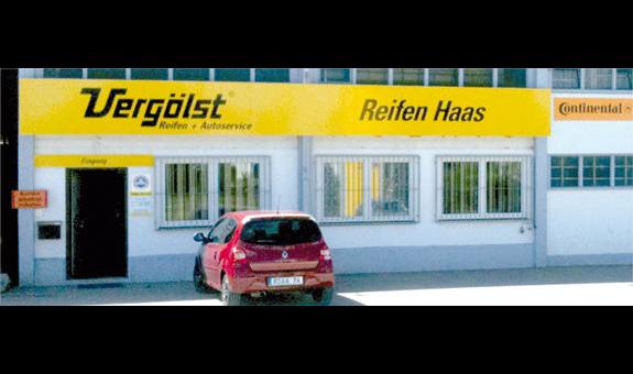 Reifen Haas