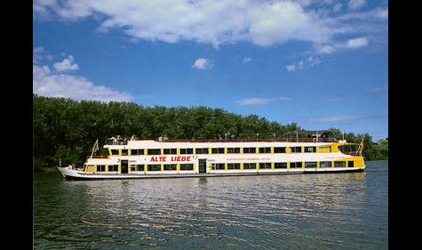 Schiffstouristik Kurth + Schiebe Würzburg Schiffsreservierung