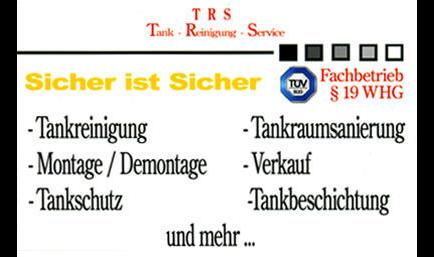 TRS Tank - Reinigungs - Service