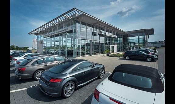 Autohaus Wolfert Großwallstadt GmbH